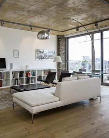 Déco d'intérieur de style moderne