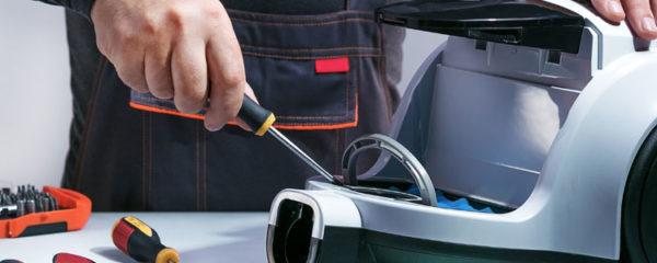 Réparation d'appareils électroménagers