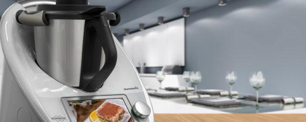 Un robot de cuisine