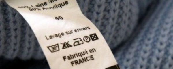 tissus de fabrication Française